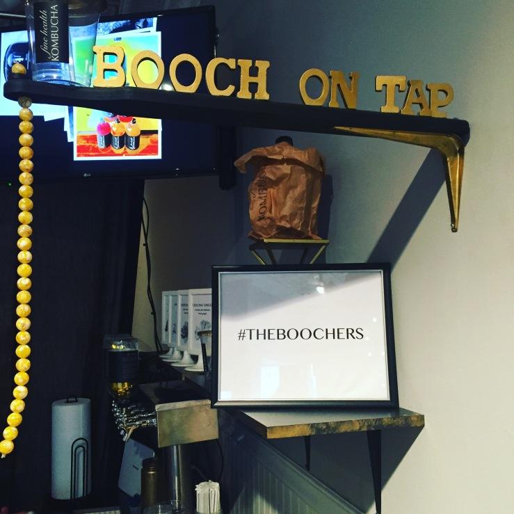 booch on tap